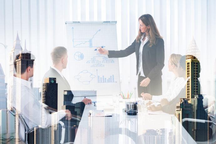 rynek nieruchomości - trendy w komercjalizacji i zarządzaniu